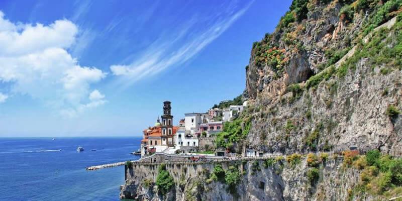 Tour Della Costiera Amalfitana Con Noleggio Conducente